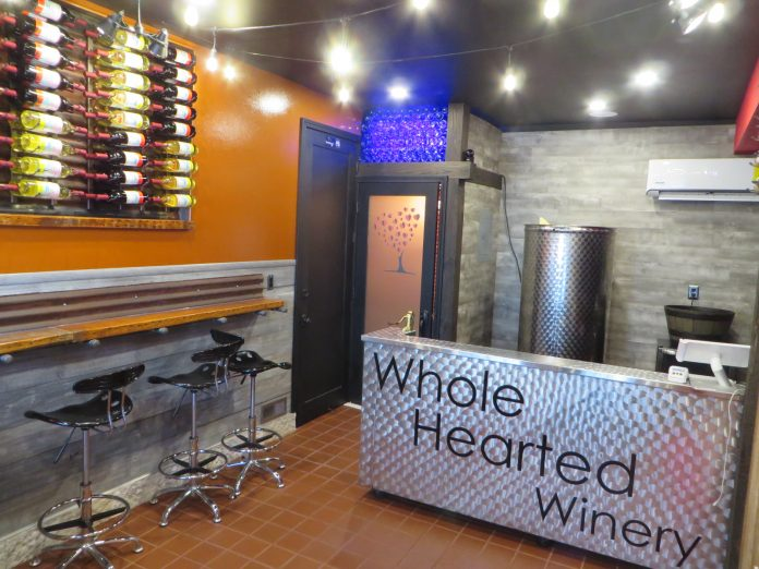 whole hearted winery