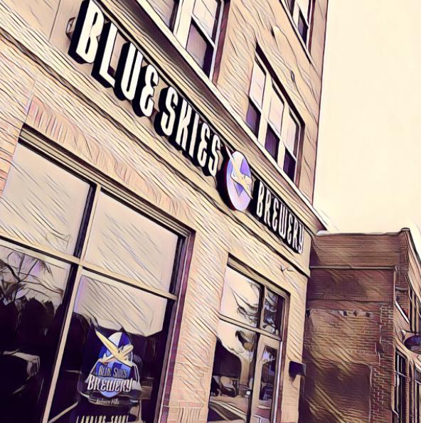 Blue Skies Brewery - Auburn Hills